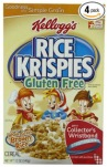 GF rice krispies