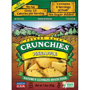 pineapple crunchies