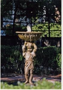 ~Oak Hill statue